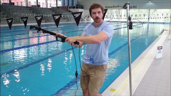 Swimming Training Cameras and Swimming Technique Camera Systems - PX Image